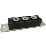 Diode Module, Schottky, Three Tower TO-244AB, Isolated